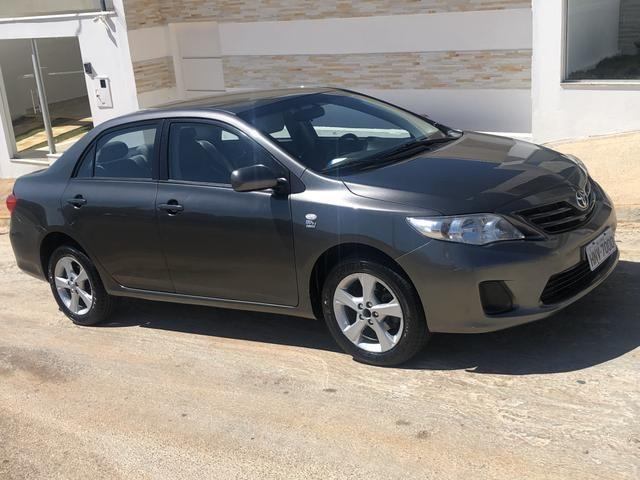 Toyota Corolla GLI 2013 (único dono) 87.000 km - Foto 2