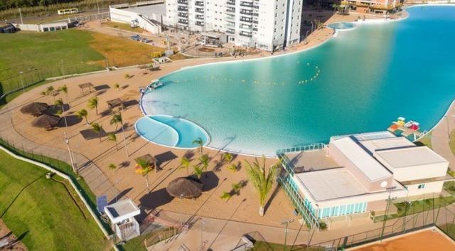 Apartamento Brasil Beach 3/4 sendo 1 suite c/ 119 m2 da Construtora
