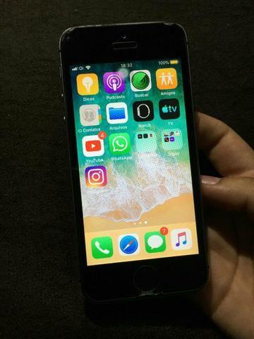 Vendo iPhone 5s ou troco em 6s - Foto 3