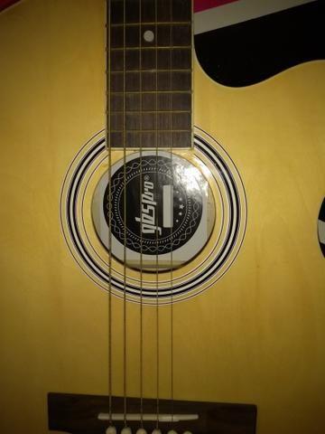 Vende violão gbspro - Foto 2