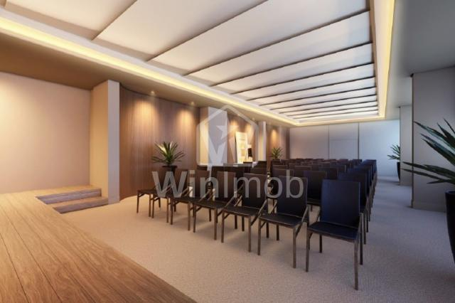 Medplex eixo norte office | sala comercial de 34m² no bairro cristo redentor - Foto 5