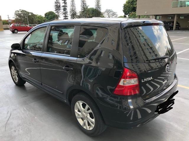 Nissan Livina - Espaçoso, discreto e potente - Foto 2