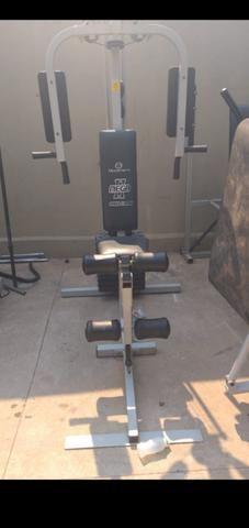 Estação musculação - Foto 2