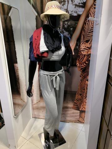 Calça pantalona 3 por R$79,90 a vista - Foto 4