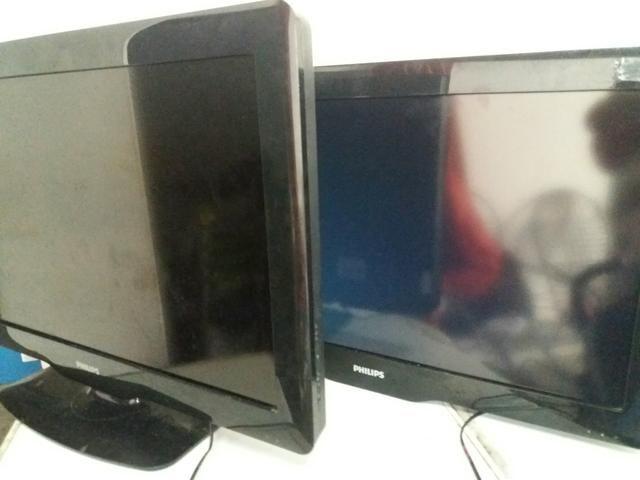 Vendo duas TVs philips 32 polegadas