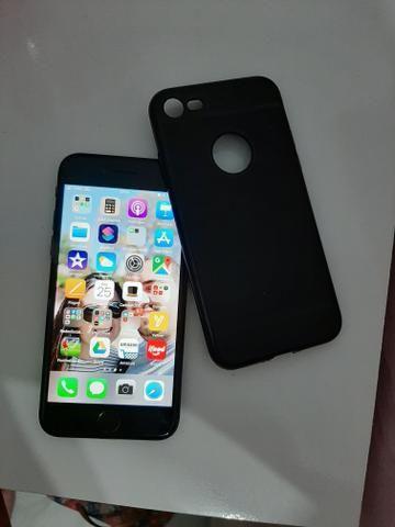 Vendo IPhone 7 32gb preto - Foto 2