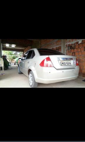 Vendo carro Ford Fiesta sedan ano 2008 - Foto 6