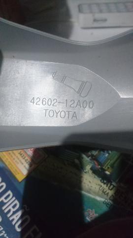 Jogo de calotas originais Toyota - Foto 3