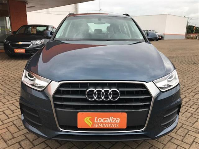 AUDI Q3 2016/2017 1.4 TFSI ATTRACTION GASOLINA 4P S TRONIC