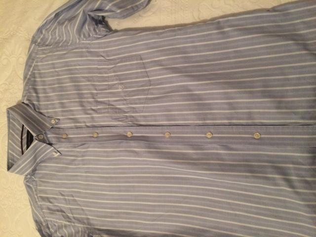 Camisa Lacoste TAM 4 manga curta masculino - Foto 6