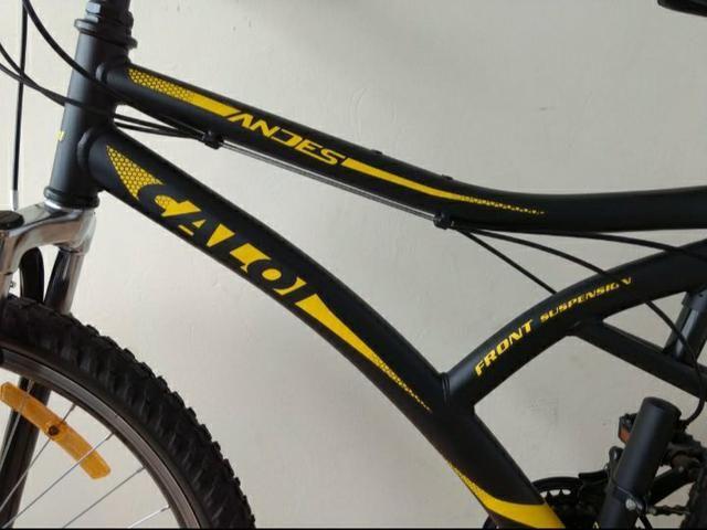 Bicicleta Caloi Andes Aro 26 - Foto 6