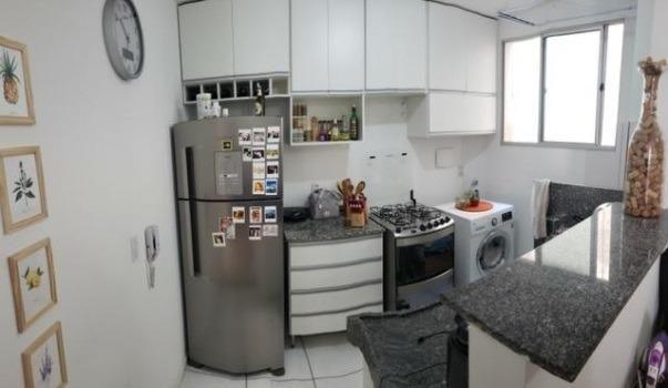 Excelente Apartamento de 02 Quartos para Venda no Bairro Betânia - Foto 2