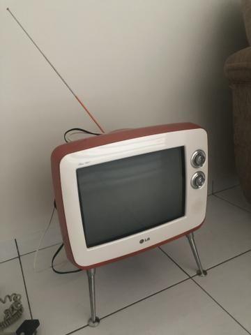 TV LG retrô
