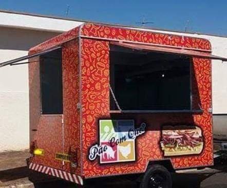 Food truck trailer nota fiscal pra emplacamento - Foto 3