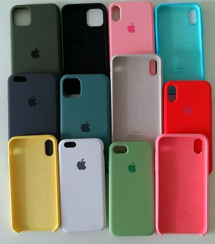 Capinha para iphone 5 5c 5s Se 6 6s 6splus - Foto 5