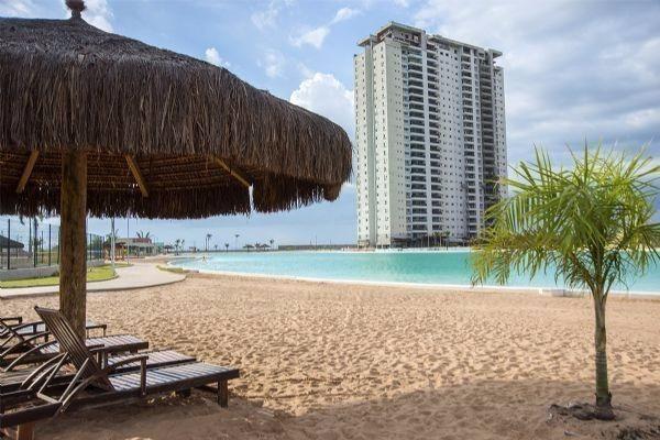 Apartamento Brasil Beach 3/4 sendo 1 suite c/ 119 m2 da Construtora - Foto 2