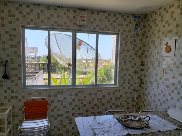 Vendo apartamento todo reformado, condomínio Atlântico na praia de Atalaia em Luis Correia - Foto 8