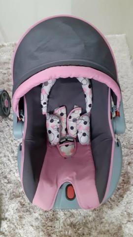 Carrinho de bebe e bebe cont - Foto 3
