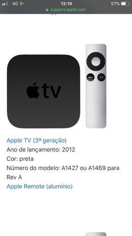 Apple TV geração 3 - Foto 6