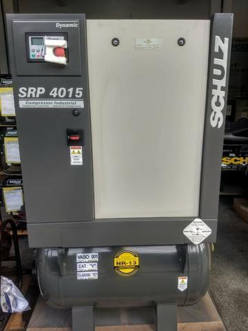 Compressor de Parafuso 15HP - Schulz