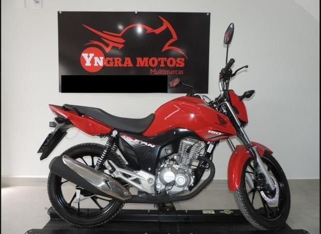 Honda Fan 160 - Foto 2