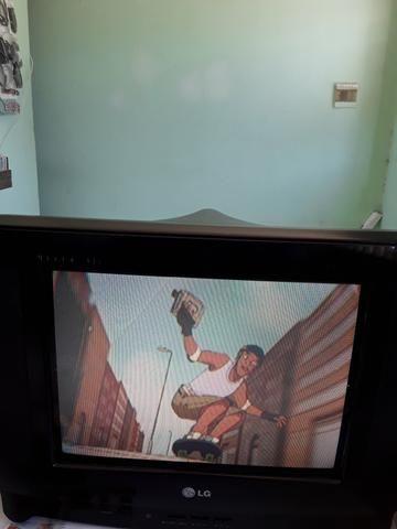 Televisão tela.plana.l.g.14.polegadas - Foto 2