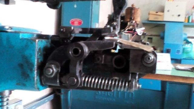 Maquina de dobrar palmilha - Foto 6