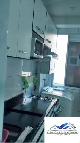 MG Apartamento de 2 dois quartos em Manguinhos próximo da Praia - Foto 6