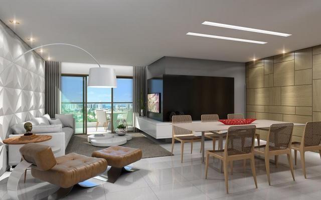 Apartamento à venda com 4 dormitórios em Ponta verde, Maceió cod:AP00001 - Foto 5