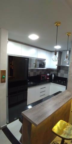 Lindo apartamento de 01 quarto a venda em Jardim Camburi - Foto 13
