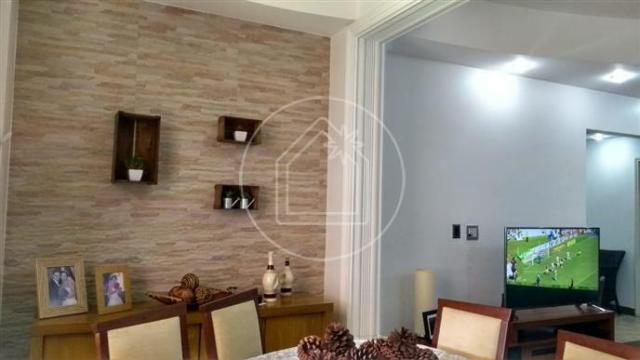 Apartamento à venda com 3 dormitórios em Tijuca, Rio de janeiro cod:841523 - Foto 9