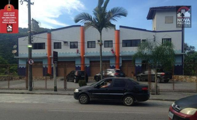 Galpão/depósito/armazém à venda em Boiçucanga, São sebastião cod:AR0034