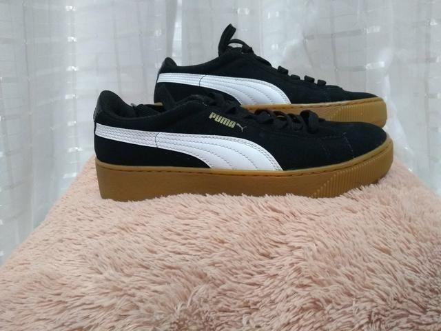 60ce305a050b8 Tênis Puma Vikky (PROMOÇÃO) - Roupas e calçados - Jardim Guairaca ...