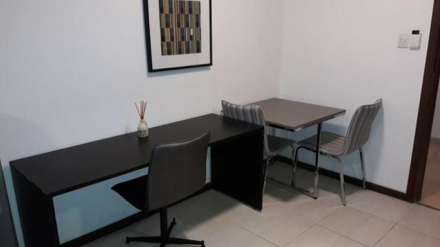 Flat Mobiliado para Aluguel Finamente decorado no Hotel Executive - Foto 2