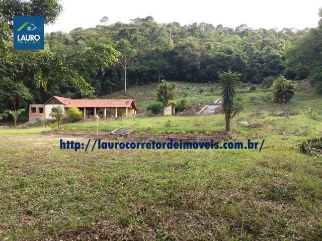 Oportunidade, vende-se chácara com 2 piscinas em Itaipé - Foto 17