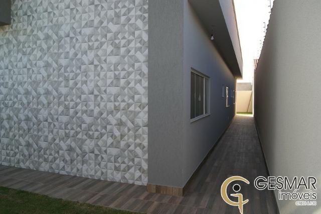 Casa 03 suítes - Alto Padrão - Imóvel Novo - Foto 5