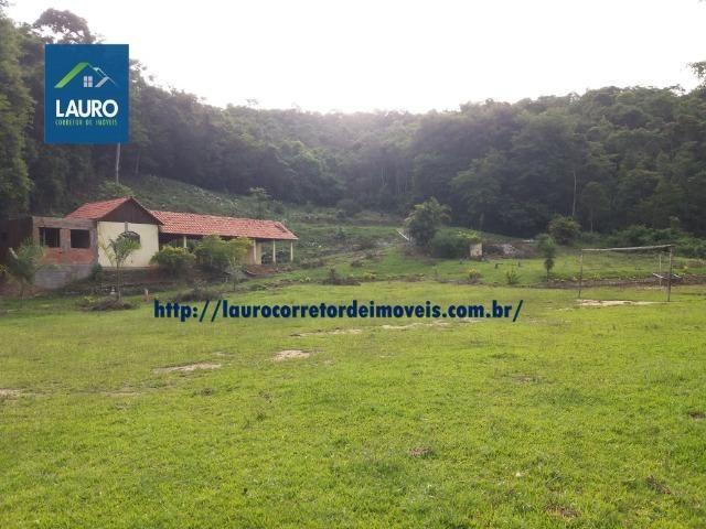 Oportunidade, vende-se chácara com 2 piscinas em Itaipé - Foto 9