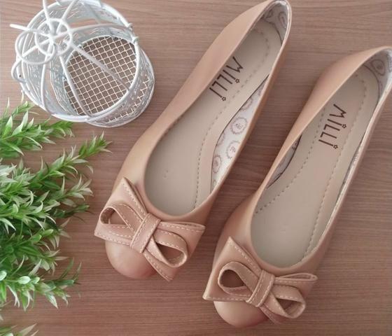 Entrego calçados femininos