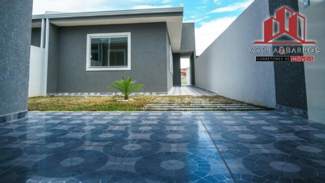 Casa à venda com 3 dormitórios em Nações, Fazenda rio grande cod:CA00058 - Foto 14