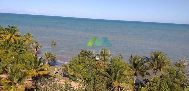 Terreno de 14.000m² - frente para o mar - cumuruxatiba - bahia - Foto 7