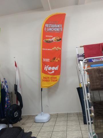 Flag Banner Wind Banner - Foto 4