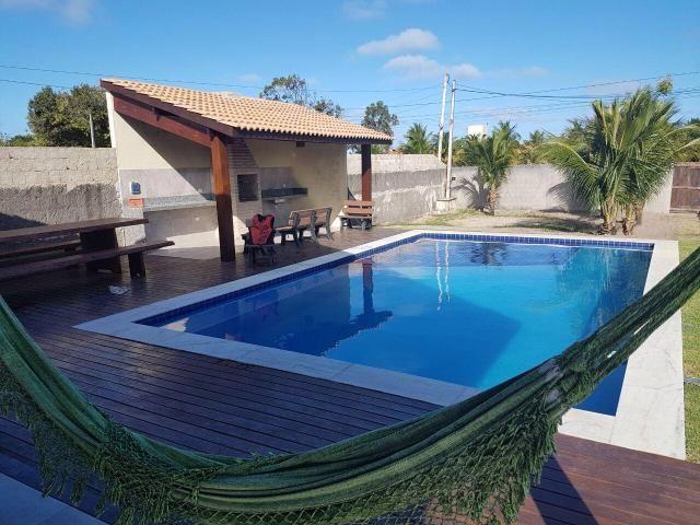 Vendo casa com 4 suítes 350m2 na praia de Enseadinha - Foto 3