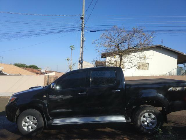 Hilux SRV diesel 2008 - Foto 4