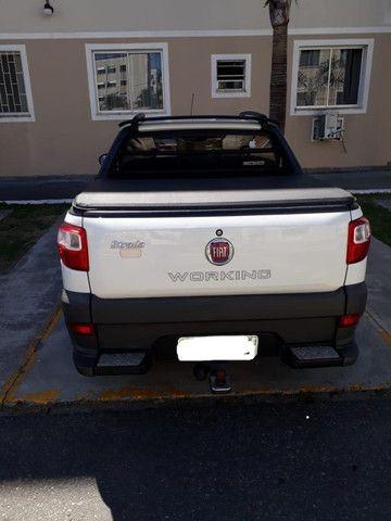 Fiat Strada Work (Impecável) - Foto 6
