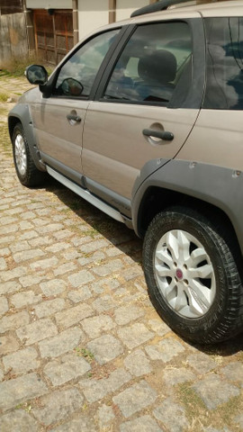 Carro fiat palio wk adven flex - Foto 8