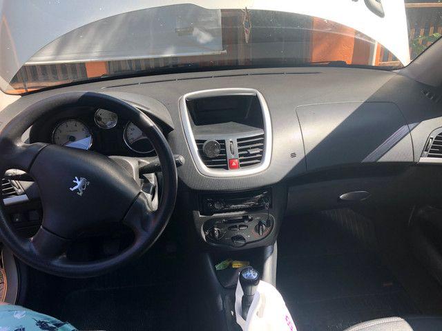 Peugeot 207, sou 2 dono, rodei 50 mil km - Foto 7