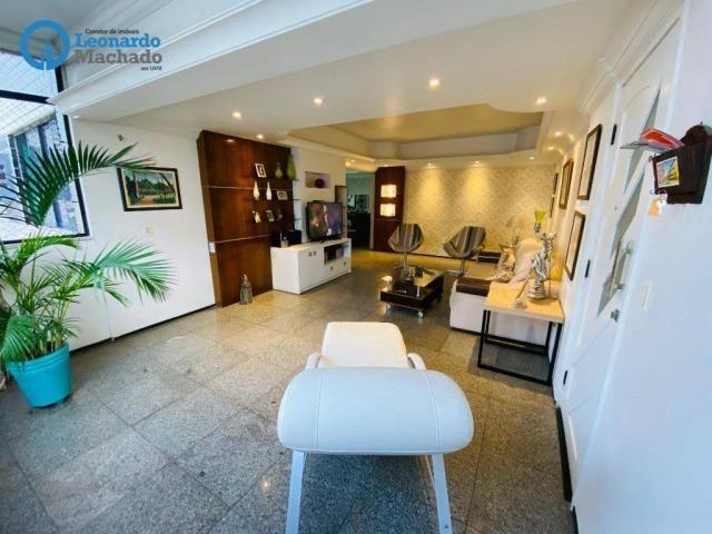 Apartamento à venda, 156 m² por R$ 650.000,00 - Meireles - Fortaleza/CE - Foto 3