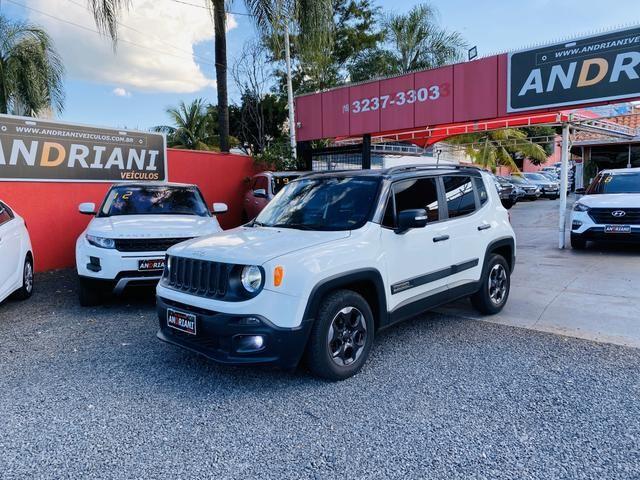 Jeep Renegade Sport 1 8 4x2 Flex 16v Aut 2018 727634997 Olx