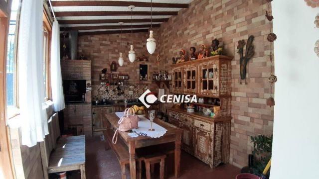 Casa com 3 dormitórios à venda, 120 m² por R$ 530.000 - Foto 2