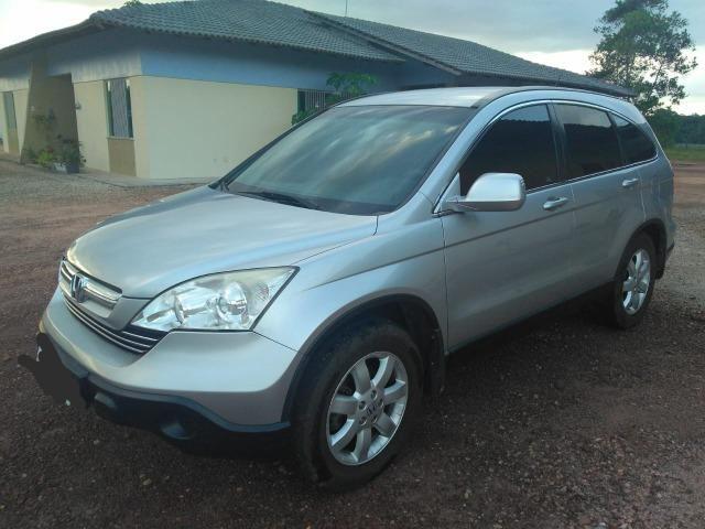 Vendo ou Troco Honda CRV - Foto 6